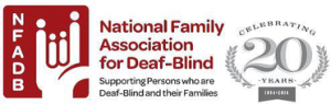 National Family Association for Deaf-Blind Logo