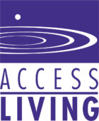 Access Living logo and link to website
